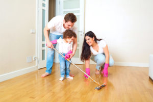 How to clean laminate wood floors Swiffer