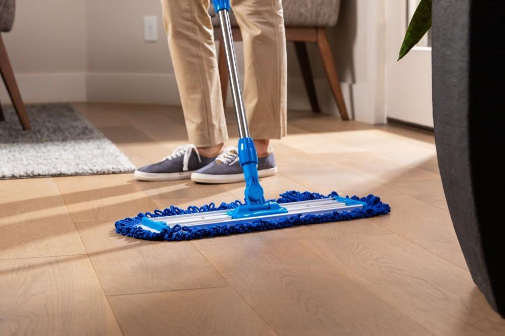 Top 5 Best dust mop for hardwood floors reviews & buying