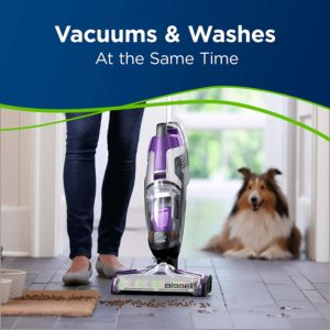 Bissell Cross wave Pet Pro Dry Vacuum Cleaner and Mop