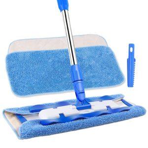 MR. SIGA Professional Microfiber Mop