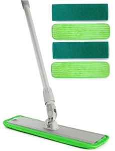 Top 5 Best dust mop for hardwood floors reviews & buying
