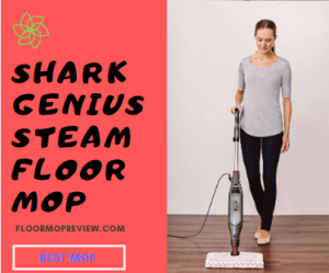 shark genius steam mop