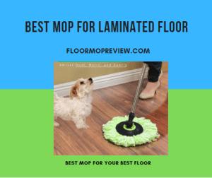 Best mop for laminate floor