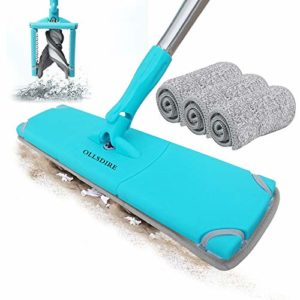 OLSSDIRE Microfiber floor Cleaner