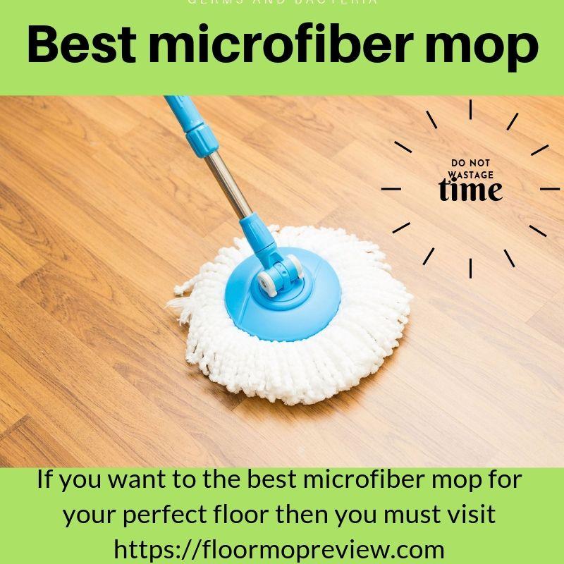 Top 10 Best Microfiber Mop Reviews & buying guide 2019