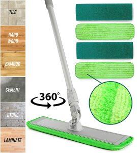 Terbo microfiber floor mop