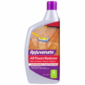 Rejuvenate All Floors Restorer Polish Fills in Scratches