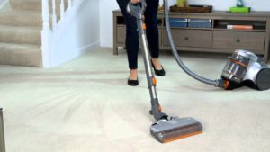 Steam mop Cleaning system