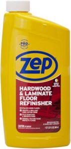 Zep Hardwood and Laminate Floor Refinisher