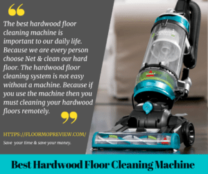 Best Hardwood Floor Cleaning Machine