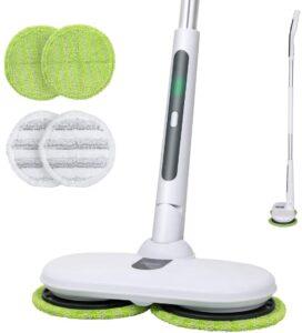 OGORI Electric Mops for Floor Cleaning Wood Floor