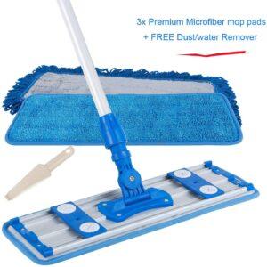 ALLZONE Professional Microfiber Mop