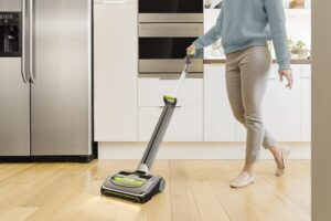 Bissell Green Cordless Vacuum cleaner