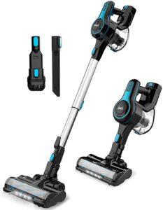 INSE Cordless Lightweight Vacuum Cleaner