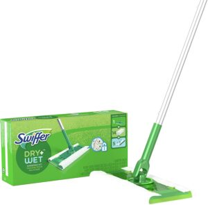 Swiffer Sweeper 2-in-1, Dry and Wet Floor Cleaner