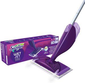 Swiffer WetJet Hardwood and Laminate Floor Cleaner