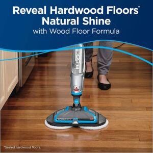 Bissell SpinWave Plus Floor Cleaning Mop